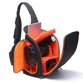 卡登 单反相机包斜跨摄影包 单肩多功能专业防水包大容量数码防盗