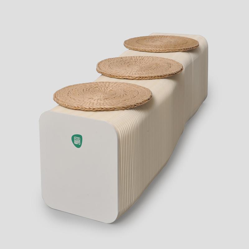 十八纸创意小换鞋矮餐凳多用沙发凳客厅时尚简约茶几儿童家用家具