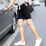男士休闲短裤男夏季潮流韩版宽松五分裤夏天薄款运动中裤沙滩裤子