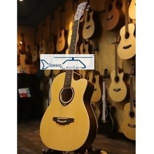 民谣吉他 初学者单板木吉他正品chard复古吉他新手39寸入门练习琴图片