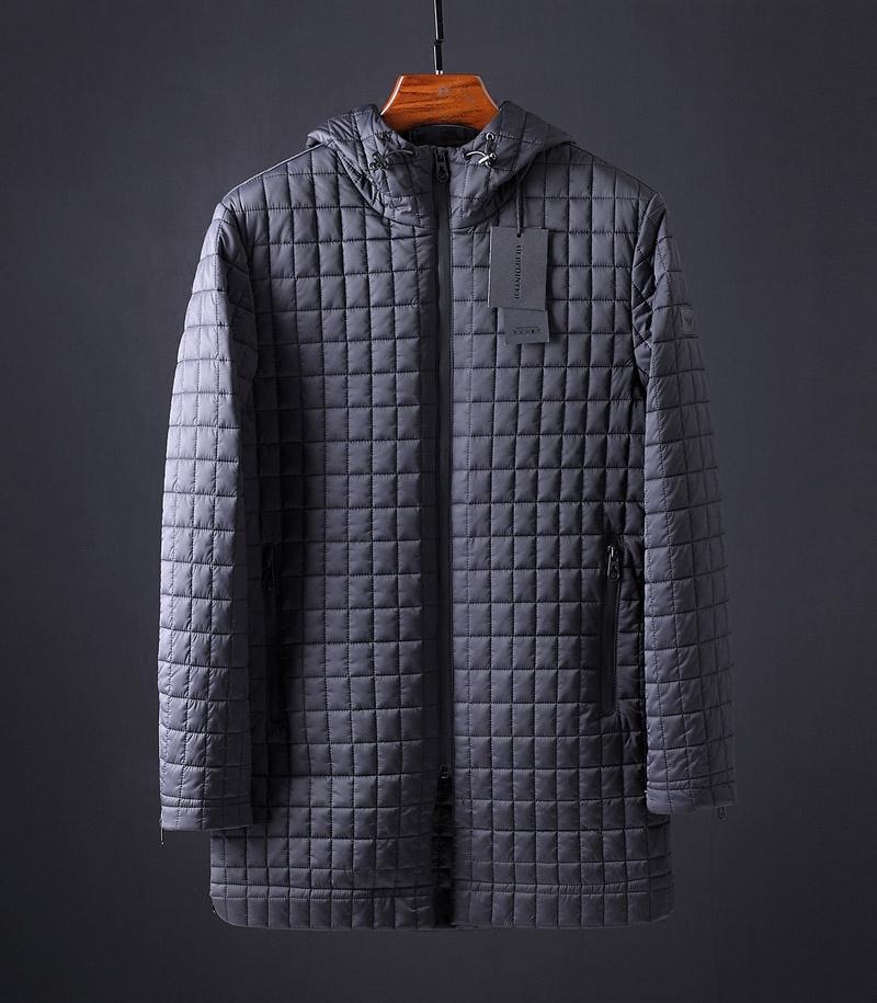 男外套 外套輕便 秋冬男裝 棉衣長款男士帥氣修身