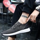 男鞋夏季板鞋网鞋男网面透气运动男士休闲鞋跑鞋韩版潮流百搭鞋子