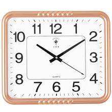 北极星挂钟客厅静音现代简约12英寸创意家用钟表卧室办公石英挂表
