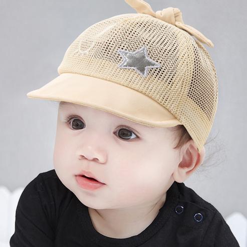 帽子涼帽兒童夏天遮陽帽女童太陽帽男童嬰兒寶寶