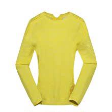 EXR女装正品长袖针织衫毛衣两面穿套头卫衣 EO2SW181F1