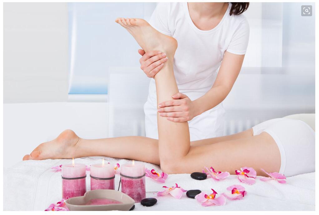 美容院手部腿部腰部臀部按摩手法视频15个-美容师店长顾问美疗师