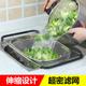 可伸缩沥水架不锈钢沥水篮水槽碗筷晾碗虑水洗菜碗碟架厨房置物架