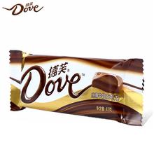 【天猫超市】 德芙巧克力 丝滑牛奶43g/条丝滑口感糖果休闲零食