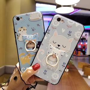 浮雕猫咪vivox9手机壳x9plus保护套x9s硅胶软x9splus防摔挂绳女