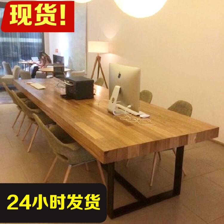 电脑桌实木 办公桌