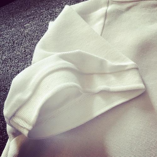 夏情侣装韩版ULZZANG大码翻领短袖T恤女纯色POLO衫白色体恤保罗衫