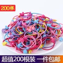 天天特价儿童头绳韩国不伤发橡皮筋公主发圈小女孩扎头发头饰发绳