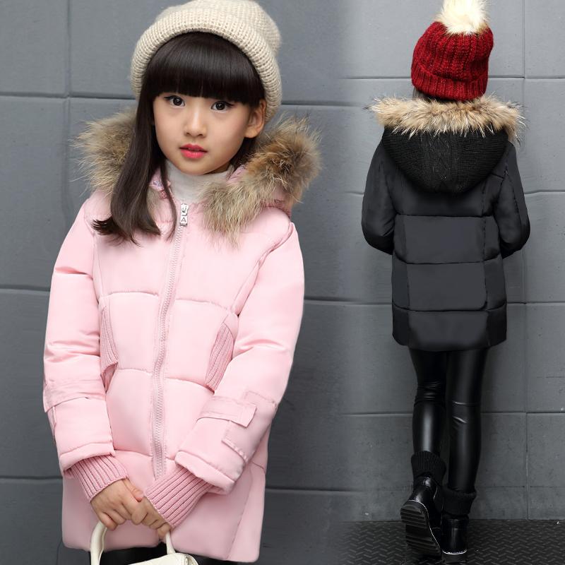 少女[少女冬季棉衣]棉衣正品外套适合冬v少女少生少女量发发型加厚的图片